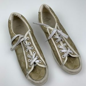Coach Percy Signature Sneakers